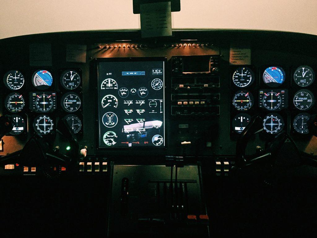 Week Nine: In the Simulator